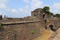 要塞と要塞への橋