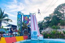Slide on highpark slide club