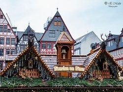 Casetas Navideñas muy bien decoradas con hermosos detalles