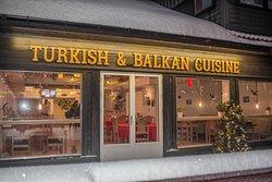 Turkish & Balkan Cuisine