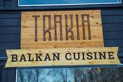 TRAKIA Balkan Cuisine