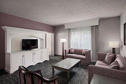 Castle Suite Sitting Room