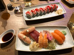 Très bon sushis