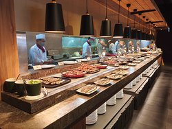 串燒烤物區