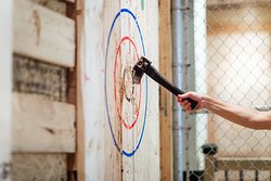 Rage: Axe Throwing