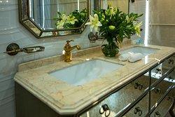 Bathroom in VIP Suite