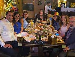 Dandana Gourmet Guests at New Year EVE 2020