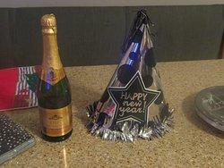 New Years Eve, Kitchen Table, Vino Bello Resort, Napa, CA
