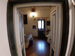Entrata stanza