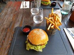 Un buonissimo hamburger