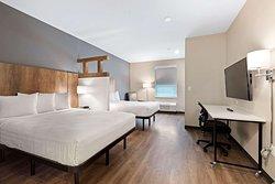 Superior Suite - 2 Queen Beds