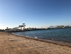 Die Strandabschnitte sind alle sehr sauber und sehr gepflegt.