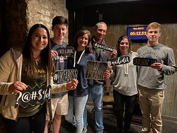 We escaped and had a great time