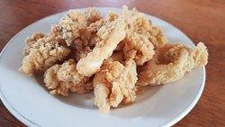 Fried Clamari