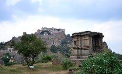 Jain Temples at Kumbhalgarh Fort..