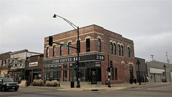 Zion Coffee Bar, Downtown Peoria