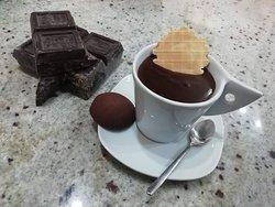 Cioccolata calda artigianale