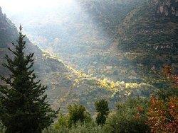 Wadi Qannoubine Hike