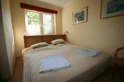 Typ C - Schlafzimmer mit Doppelbett