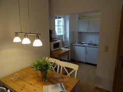 Typ D - Ess-/Küchenbereich