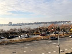 View of the Hudson River and New Jersey Shoreline