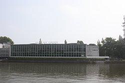 Liège, Palais des Congres de Liege