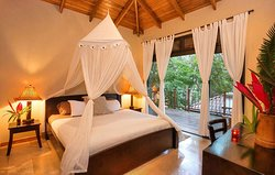 Exceptional luxury accommodations with great views
