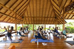 Breathtaking location to train to become an extraordinary yoga teacher.