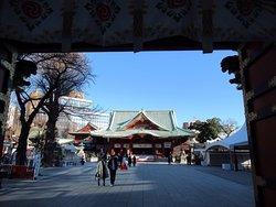 アニメ有名な神社