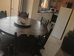 Starling dining room/kitchen