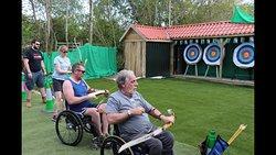 Accessible Archery Courses