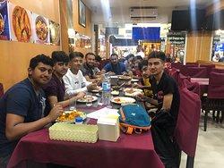 Indiana & Bangladeshi food
