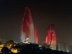 Baku-New Year 2020