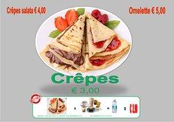 Crepes  o Omelette ....questo è il dilemma !