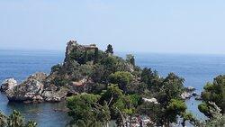 Taormina und Isola Bella