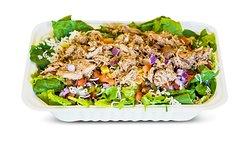 Carnitas salad