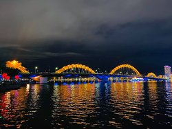Danang city #goldenbridge #hoian