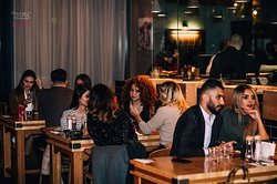 Позвольте себе отдых в столь уютной и спокойной атмосфере ✨ ~ Don't refuse yourself of feeling the joy of a quiet relax in a cozy place! ATELIER VIVANDA 📍 Port Baku Towers, Baku, Azerbaijan ☎+994(12)4048204 📲 +994(51)2250300 🌐 http://ateliervivanda.az/