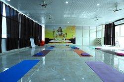 Yoga and Meditation Hall