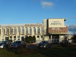 Hotel Messa we Władysławowie  parking 2