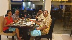 Sri lankan tour with indian family.