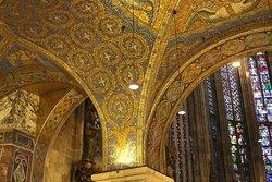 Colonne mosaicate