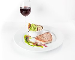The best chilean fish and wine