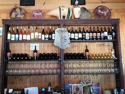 Sandstone Cellars Wine Bar- Mason, TX