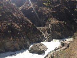 Shangri-La Tiger Leaping Gorge.