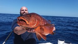 Nice Cuberra Snapper Cole! You are on Fire here with fishing!! You make it look easy to haul these guys in !!