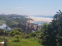 True coastal experience!