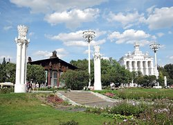 Павильоны Карелия и Армения