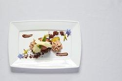 Dessert für die Herbsttage: Zwetschgen mit Zartbitter-Schokolade