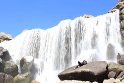 Pillones Waterfalls